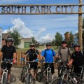 South Park Mountain Biking Trip