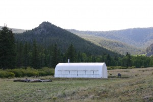 Big Yurt Colorado