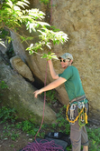 Sam Belaying