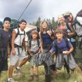 Summer Camp Backpacking