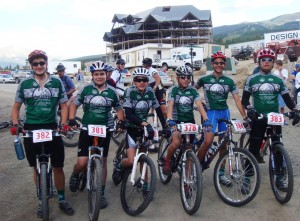 Mountain Bike Race Summer Camp