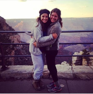 Best Friends at the Grand Canyon